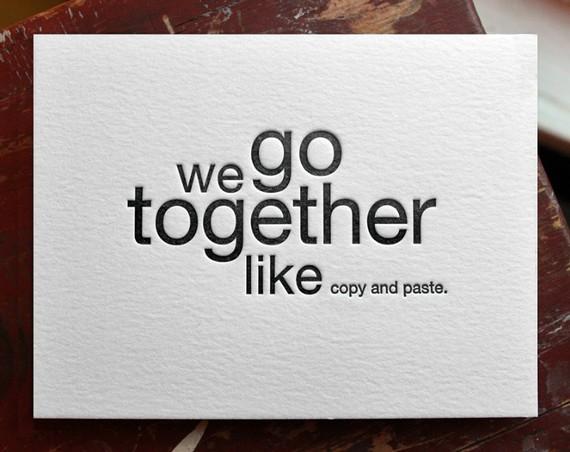 we-go-together